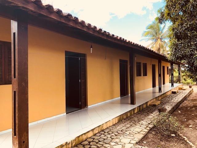 Chácara toda montada com 2 casas, ideal para retiros, clínicas de recuperação, eventos - Foto 18