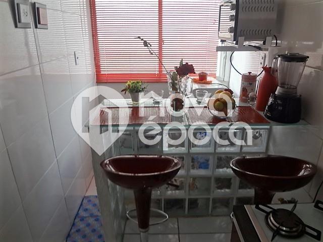 Apartamento à venda com 1 dormitórios em Méier, Rio de janeiro cod:ME1AP15369 - Foto 16