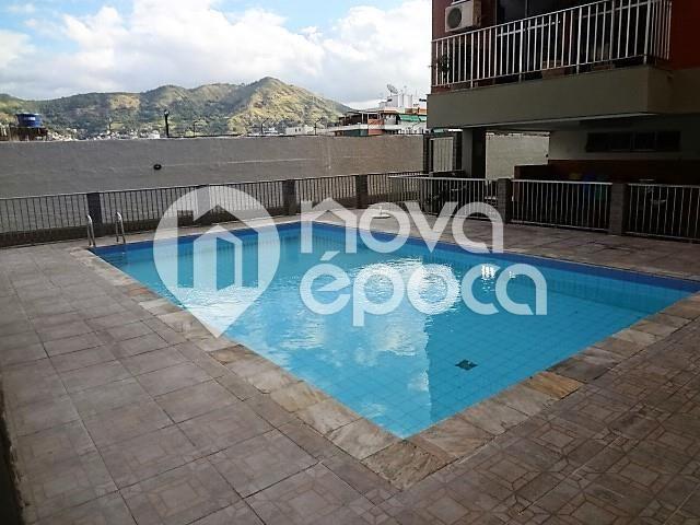 Apartamento à venda com 1 dormitórios em Méier, Rio de janeiro cod:ME1AP15369 - Foto 19