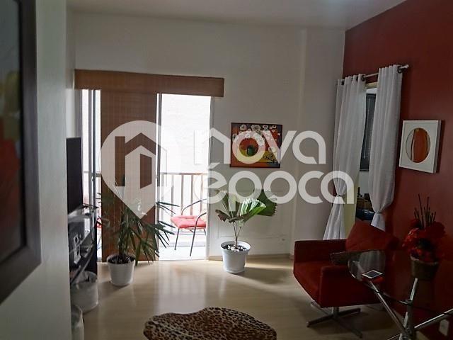 Apartamento à venda com 1 dormitórios em Méier, Rio de janeiro cod:ME1AP15369