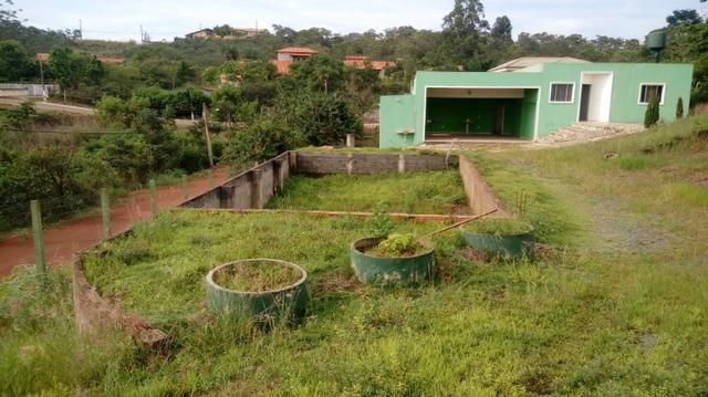 Casa 2 Quartos Cond. Solar da Serra Jard. Botânico Aceita kit - Foto 2