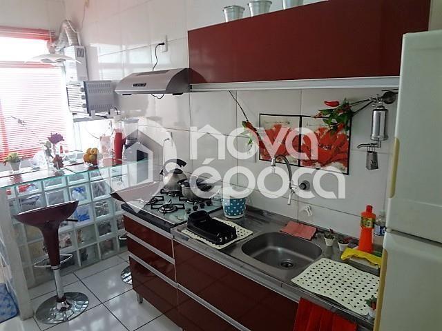 Apartamento à venda com 1 dormitórios em Méier, Rio de janeiro cod:ME1AP15369 - Foto 13