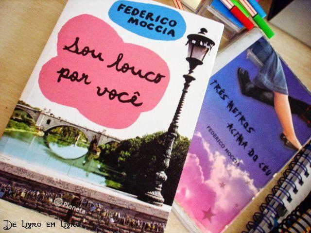 Livro: Sou Louco por você - Moccia Federico