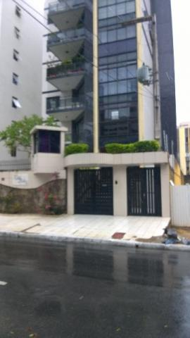 Apto no 1º andar, 170 m², 4 quartos, 3 suites, Ponta Verde 2a. quadra da praia