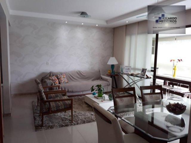 Apartamento residencial para locação, Alphaville I, Salvador