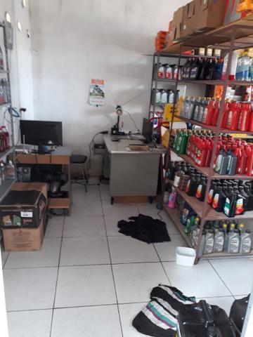 Vendo troca de óleo e oficina, amplo espaço