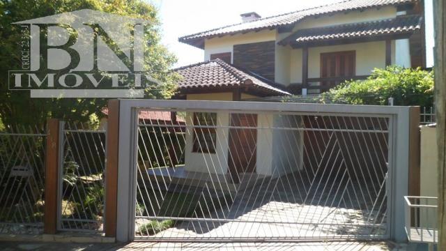 Casa à venda com 4 dormitórios em Higienópolis, Santa cruz do sul cod:1589