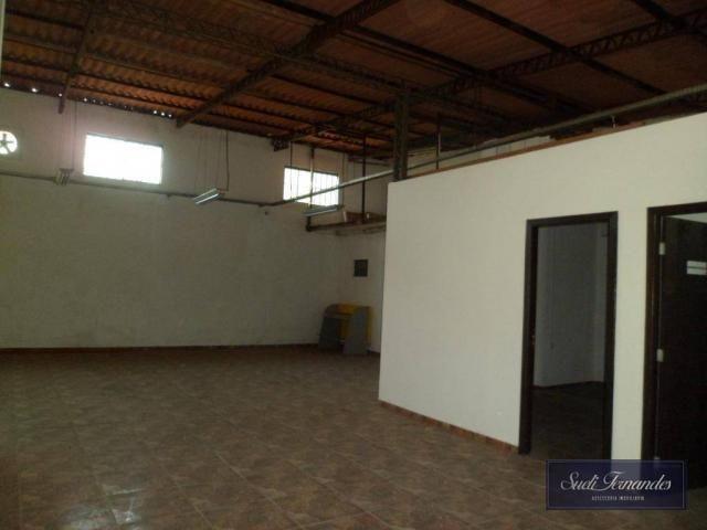 Barracão para alugar, 240 m² por R$ 3.500/mês - Bom Jesus - São José dos Pinhais/PR - Foto 5