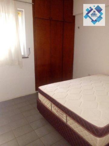 Apartamento, sul nascente, 6 m² na Aldeota. - Foto 9
