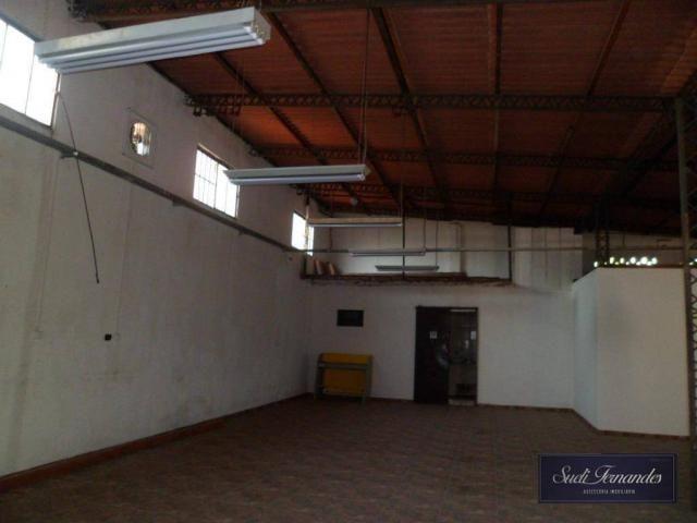 Barracão para alugar, 240 m² por R$ 3.500/mês - Bom Jesus - São José dos Pinhais/PR - Foto 4