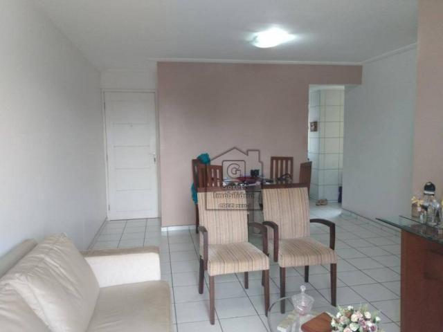 Apartamento com 3 dormitórios à venda, 72 m² por R$ 180.000 - Nova Parnamirim - Parnamirim - Foto 19