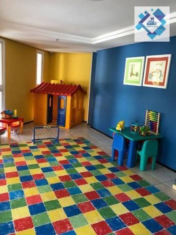 Apartamento 80m² no bairro do Cocó. - Foto 16