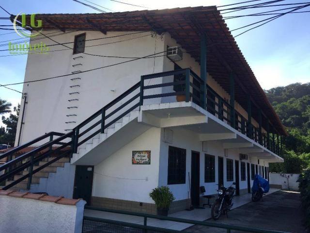 Kitnet residencial para locação, Engenho do Mato, Niterói. - Foto 2