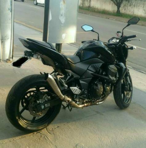 Kawasaki Z750 abs - Foto 4
