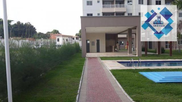Apartamentos com  109,14, cobertura no bairro da Maraponga - Foto 3