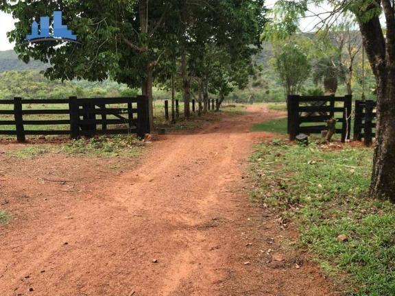 Fazenda 1850 has no município de Nobres-MT, na região de Bom Jardim;