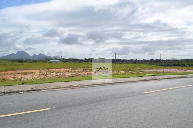 Terreno à venda, 435 m² por R$ 130.000,00 - Extensão do Bosque - Rio das Ostras/RJ - Foto 13
