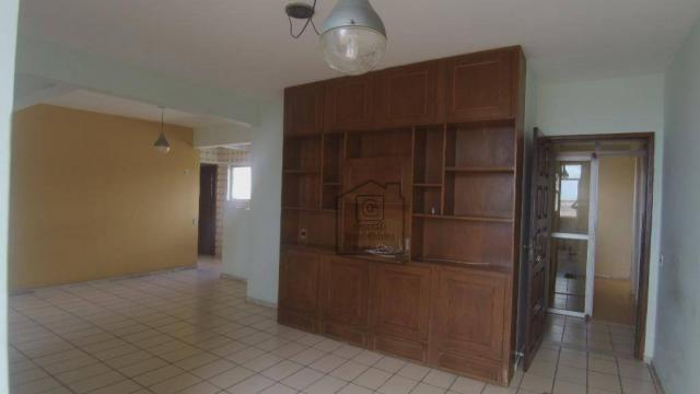 Apartamento com 2 dormitórios à venda, 100 m² por R$ 130.000 - Praia do Meio - Natal/RNApa - Foto 4