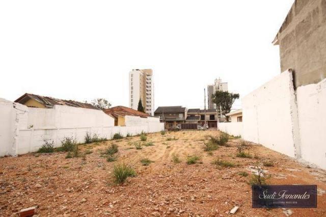oportunidade para construtores: excelente terreno ideal para prédio - Foto 5