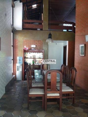 Casa com 3 dormitórios para alugar, 280 m² por R$ 10.000/mês - Jardim Apipema - Salvador/B - Foto 5