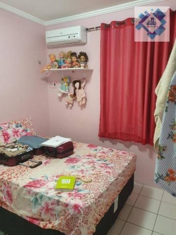 Apartamento com 2 dormitórios à venda, 48 m² por R$ 160.000 - Passaré - Fortaleza/CE - Foto 2