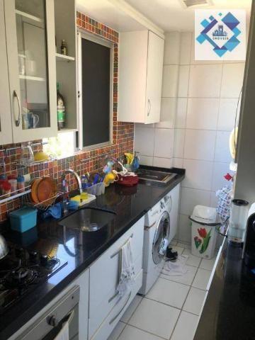 Apartamento 60m, ótima localização no Bairro de Messejana - Foto 4