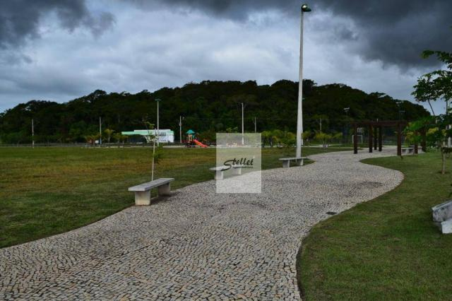 Terreno à venda, 435 m² por R$ 130.000,00 - Extensão do Bosque - Rio das Ostras/RJ - Foto 3