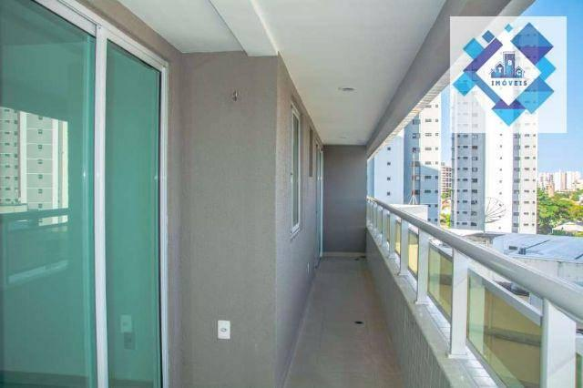 Apartamento residencial à venda, Aldeota, Fortaleza. - Foto 4
