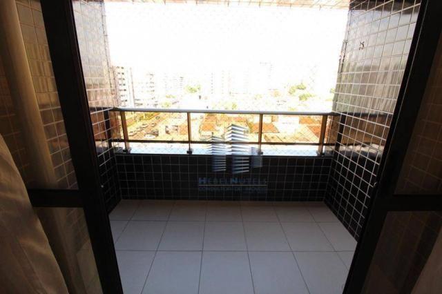 Apartamento com 2 dormitórios à venda, 65 m² por R$ 350.000 - Jatiúca - Maceió/AL - Foto 18