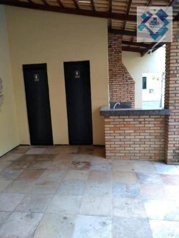 Apartamento com 1 dormitório à venda, 38 m² por R$ 220.000 - Porto das Dunas - Aquiraz/CE - Foto 19