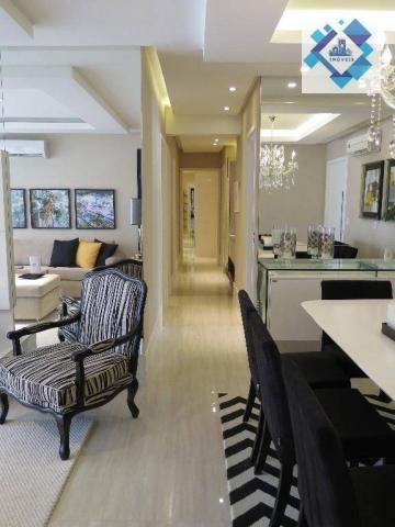 Apartamentos 158m² novo, pronto para morar na Aldeota! - Foto 3