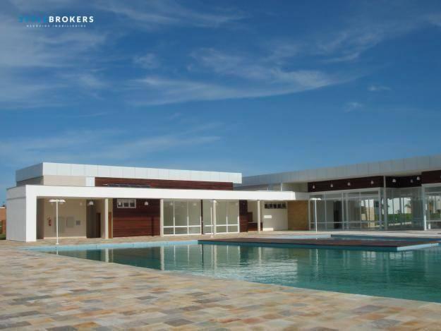Terreno à venda no Condomínio Alphaville II, 607 m² por R$ 425.313 - Alphaville II - Cuiab - Foto 5