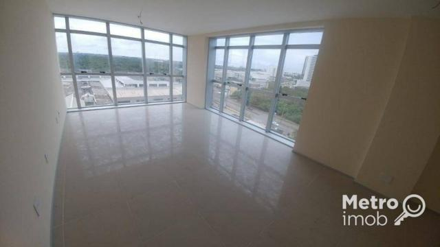 Sala para alugar, 35 m² por R$ 1.400/mês - Jaracaty - São Luís/MA - Foto 8