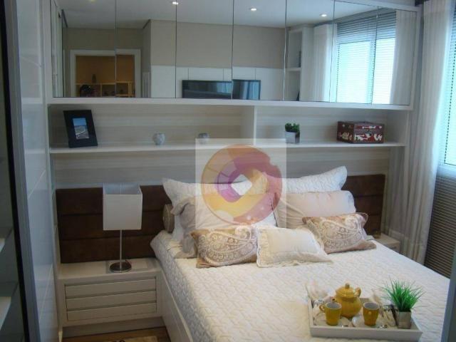 Apartamento com 2 dormitórios à venda, 51 m² por R$ 240.000,00 - Neoville - Curitiba/PR - Foto 18