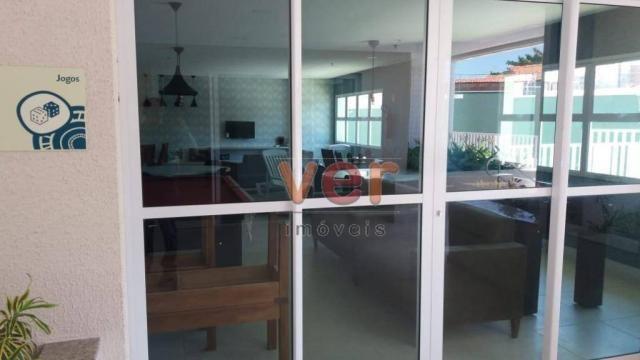 Apartamento para alugar, 61 m² por R$ 1.600,00/mês - Dunas - Fortaleza/CE - Foto 7