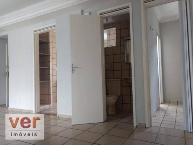 Apartamento à venda, 73 m² por R$ 250.000,00 - São Gerardo - Fortaleza/CE - Foto 14