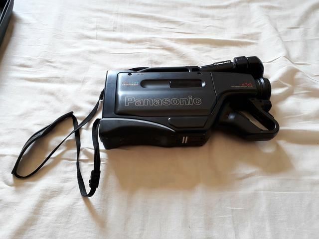Filmadora Panasonic antiga - Foto 2