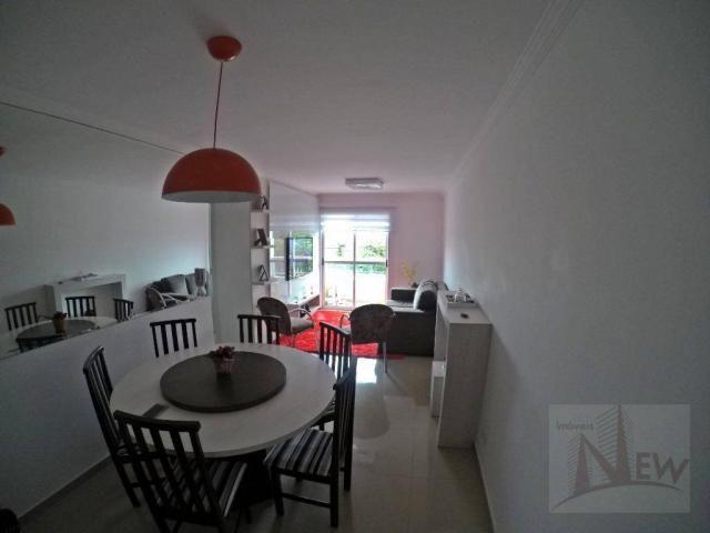 Apartamento 03 quartos sendo 01 suíte no Bom Jesus, São José dos Pinhais - Foto 7