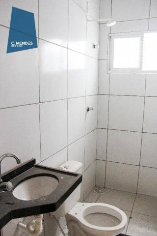Apartamento 45m² para locação, 2 quartos, Lagoa Redonda, Fortaleza. - Foto 8
