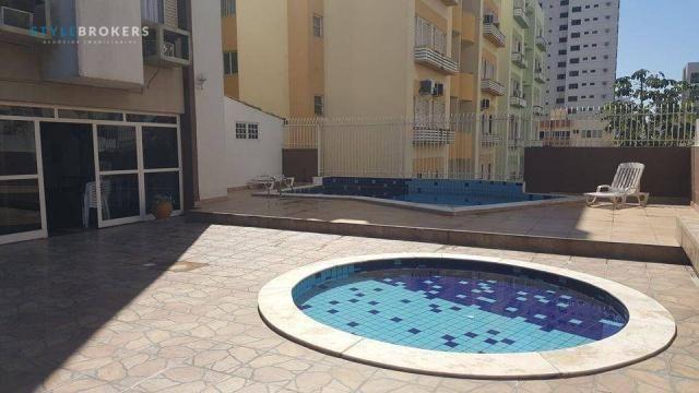 Apartamento no Edifício Saint Tropez com 4 dormitórios à venda, 187 m² por R$ 450.000 - Ba - Foto 14