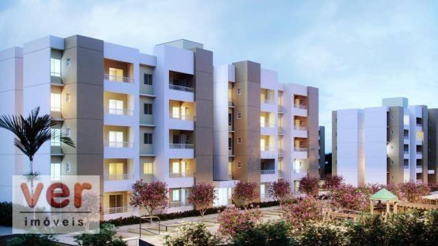 Apartamento à venda, 52 m² por R$ 179.000,00 - Lagoa Redonda - Fortaleza/CE - Foto 4