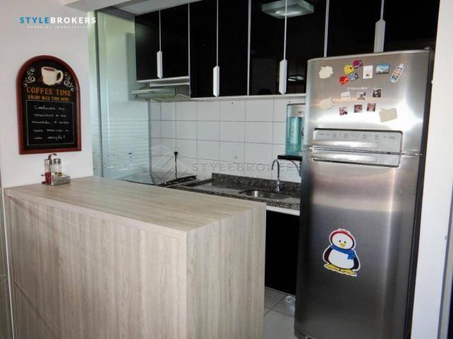 Apartamento no Edifício Villaggio Pompéia com 3 dormitórios à venda, 70 m² por R$ 350.000  - Foto 13