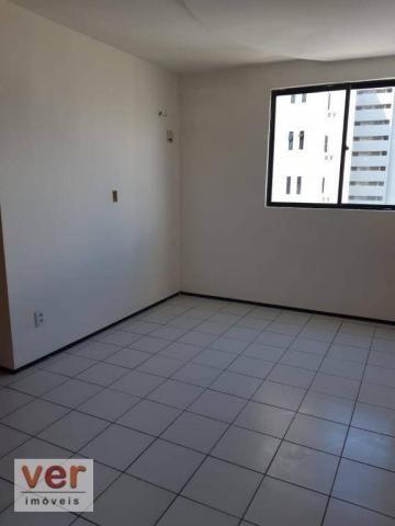 Apartamento à venda, 91 m² por R$ 359.000,00 - Cocó - Fortaleza/CE - Foto 9