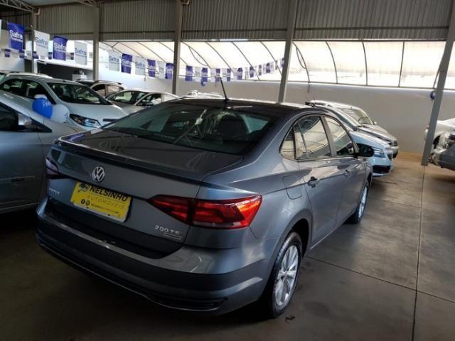 Volkswagen virtus 2019 1.0 200 tsi comfortline automÁtico - Foto 5