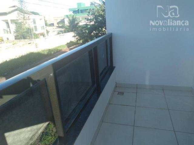 Casa com 4 dormitórios para alugar, 240 m² por R$ 1.400,00/mês - Riviera da Barra - Vila V - Foto 10