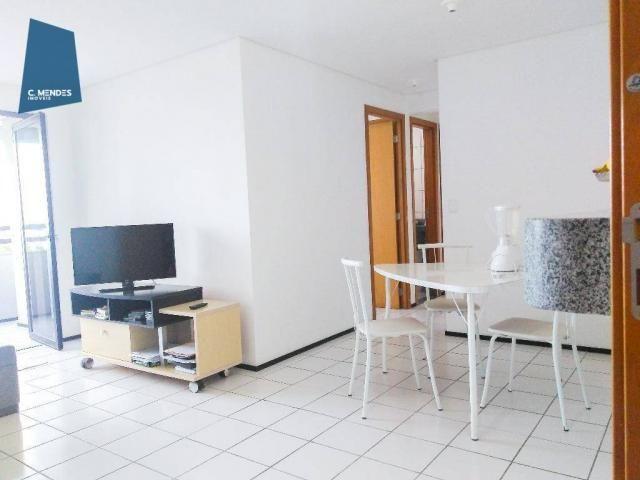 Apartamento 70 m² à venda, 02 suítes, Parque del Sol, Parque Iracema, Fortaleza. - Foto 13