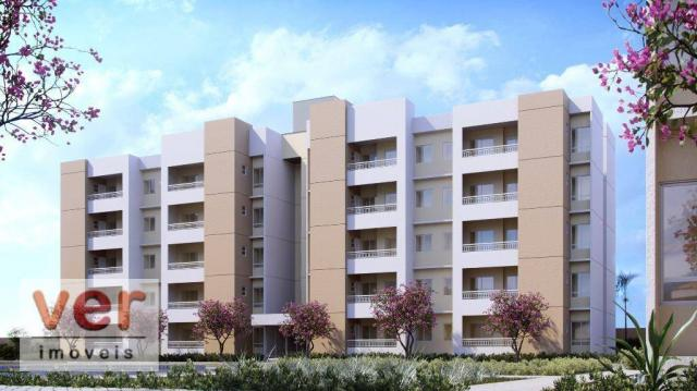 Apartamento à venda, 52 m² por R$ 179.000,00 - Lagoa Redonda - Fortaleza/CE - Foto 5