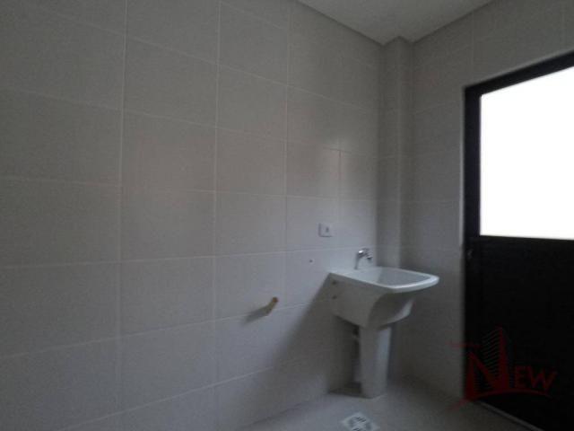 Apartamento 02 quartos no Afonso pena, São José dos Pinhais - Foto 12