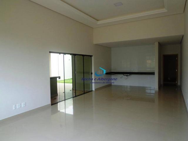 Casa térrea no Condominio Royal Forest. Estuda pegar imóvel no negócio! Londrina/PR - Foto 4