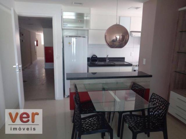 Apartamento com 2 dormitórios à venda, 58 m² por R$ 400.201,64 - Aldeota - Fortaleza/CE - Foto 6